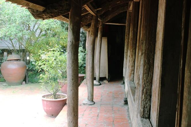 Chiêm ngưỡng vẻ đẹp di sản vẹn nguyên ở làng cổ Đường Lâm  - ảnh 8