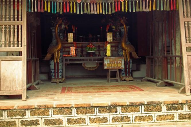 Chiêm ngưỡng vẻ đẹp di sản vẹn nguyên ở làng cổ Đường Lâm  - ảnh 15