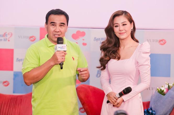 Vì sao Nam Thư bật khóc tuyên bố ngừng làm MC 'Bạn muốn hẹn hò'? - ảnh 1