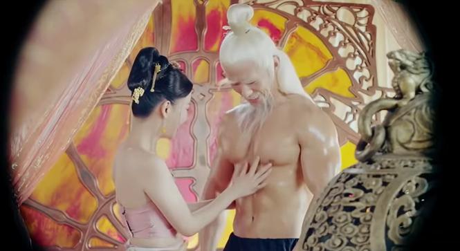 Cảnh ân ái trong lò luyện đan của Thái Thượng Lão quân và Thiết Phiến bị chỉ trích - ảnh 2