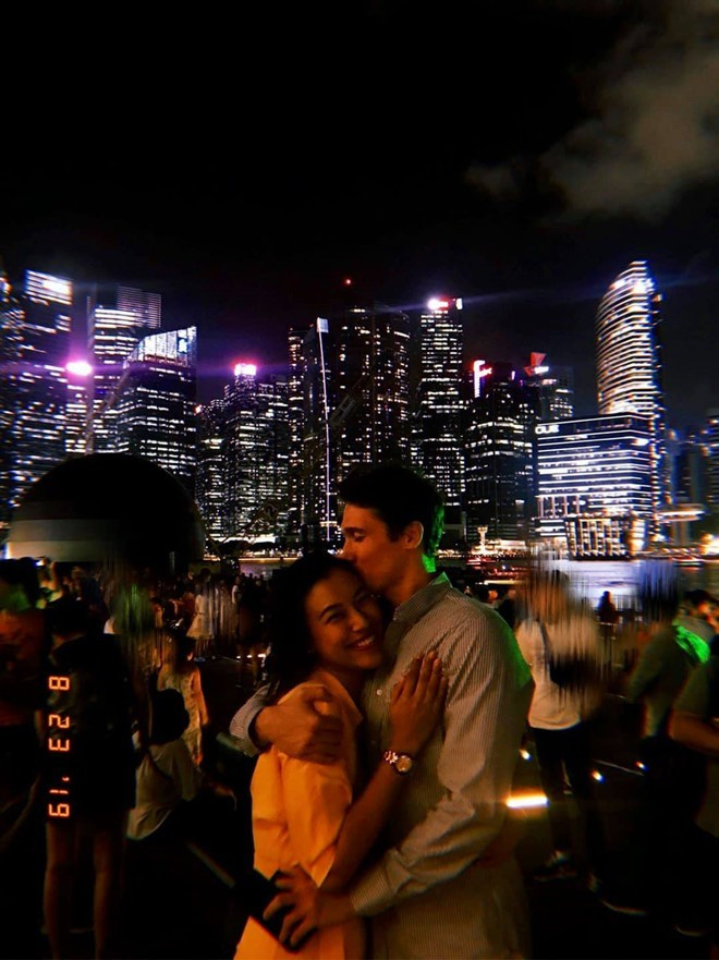 Bạn trai Tây sắp kết hôn với MC Hoàng Oanh là ai? - ảnh 5