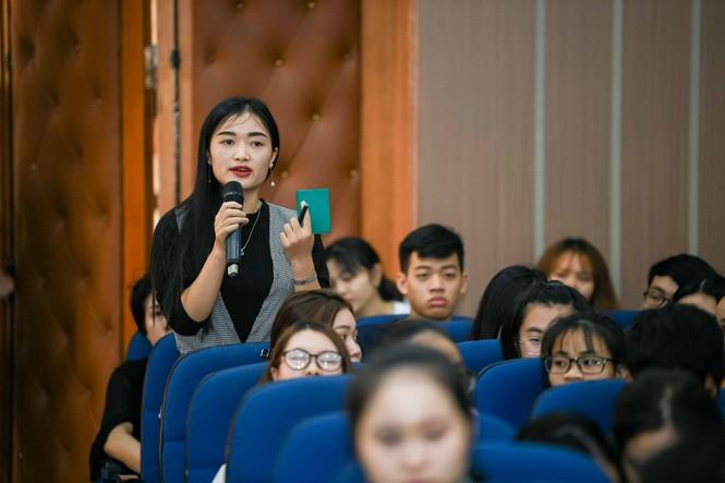 Diễn viên Phương Oanh: Tri thức là thước đo sự giàu có của con người - ảnh 5