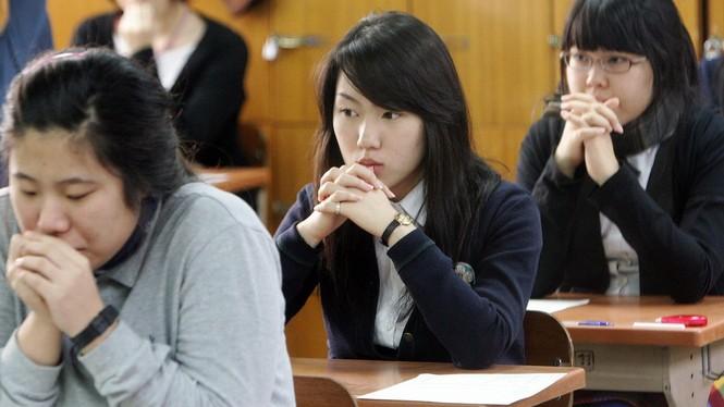 Một đời mắc 'bệnh bận', chỉ học và ôn thi ở Hàn Quốc - ảnh 2