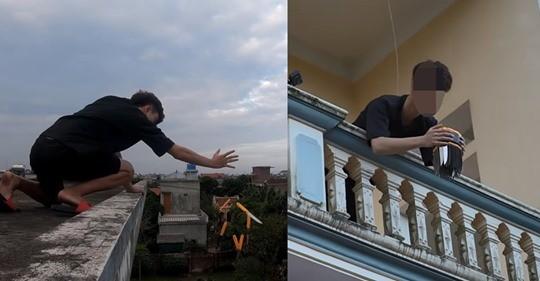 Phẫn nộ với video thả dao từ trên cao xuống của YouTuber nhiều sub nhất Việt Nam - ảnh 4