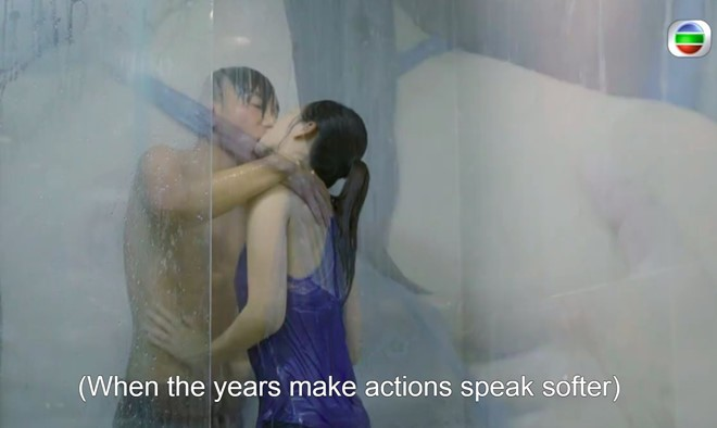 Khán giả phẫn nộ với cảnh ân ái dưới vòi sen trên phim truyền hình - ảnh 3