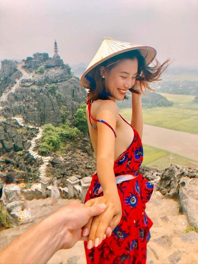 Lộ chân dung bạn trai ngoại quốc của MC Hoàng Oanh  - ảnh 15
