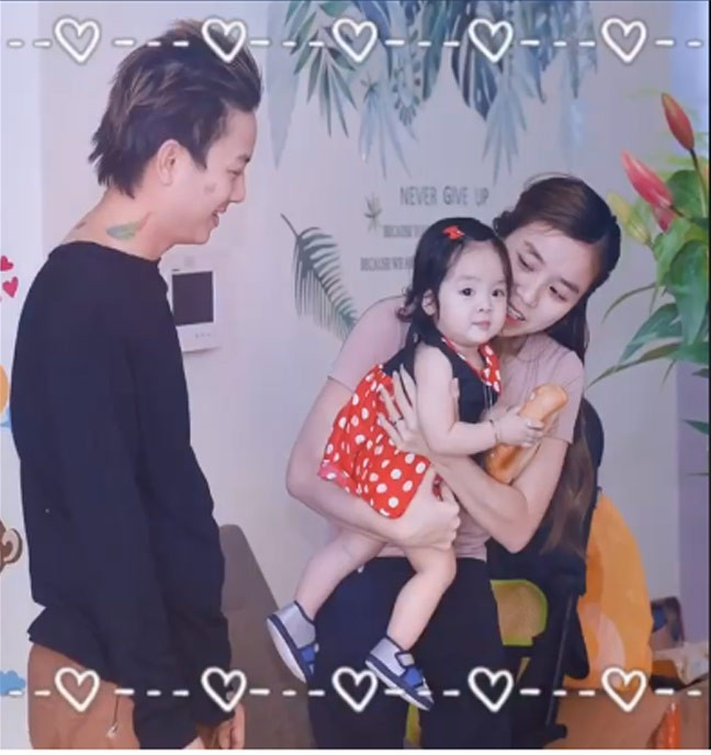 Dân mạng phát 'sốt' với gương mặt hai con gái của Hoài Lâm - ảnh 11