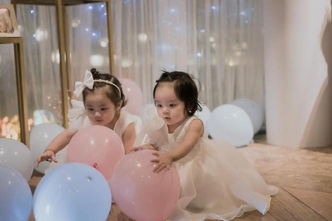 Dân mạng phát 'sốt' với gương mặt hai con gái của Hoài Lâm - ảnh 3