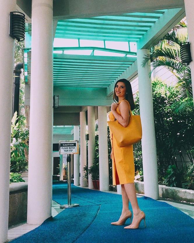 Nữ phóng viên Philippines phát ngôn sốc về SEA Games 30 là ai? - ảnh 2