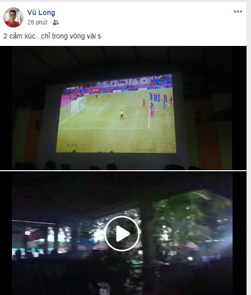 Dân mạng 'bùng nổ' khi U22 Việt Nam loại U22 Thái, vào bán kết SEA Games 30 - ảnh 8