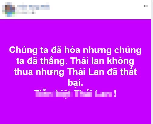 Dân mạng 'bùng nổ' khi U22 Việt Nam loại U22 Thái, vào bán kết SEA Games 30 - ảnh 2
