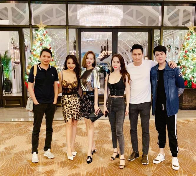 Bị đồn là cô gái nóng bỏng trong bức hình của Việt Anh, Quỳnh Nga nói gì? - ảnh 7