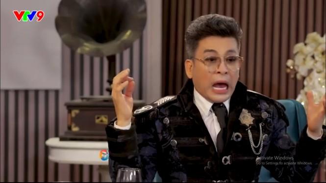 Lê Hoàng phản ứng gì  khi bị Thanh Bạch chê giọng bẹt, thấp bé trên truyền hình? - ảnh 2