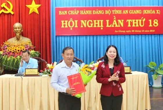 Ban Bí thư Trung ương Đảng chuẩn y nhân sự mới ở 3 tỉnh - ảnh 1