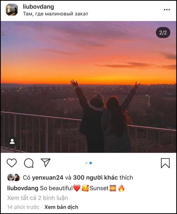 Đưa bạn gái hot girl về Nga ra mắt gia đình, Đặng Văn Lâm sắp có tin vui? - ảnh 3