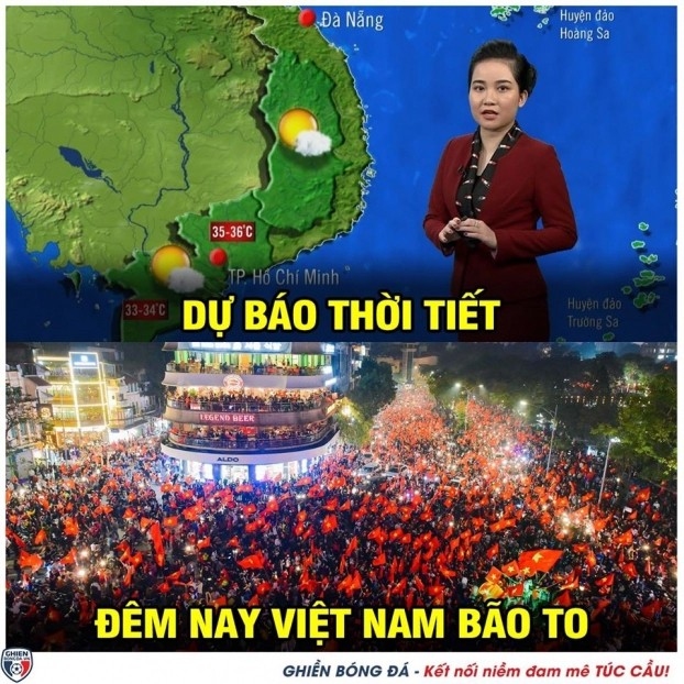 Loạt ảnh chế HLV Park Hang Seo và U22 Việt Nam đang gây 'bão' mạng - ảnh 11
