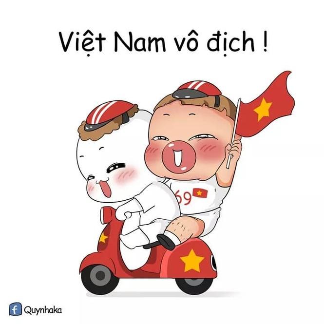 Loạt ảnh chế HLV Park Hang Seo và U22 Việt Nam đang gây 'bão' mạng - ảnh 14