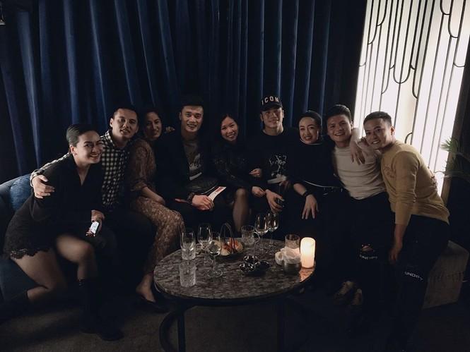 Hồng Đăng tung ảnh chụp với Quang Hải khiến fan tò mò về quan hệ hai người - ảnh 3