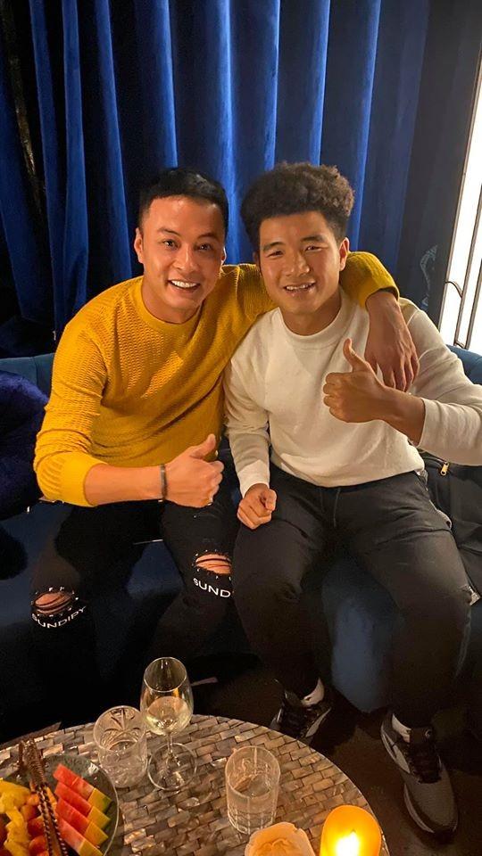 Hồng Đăng tung ảnh chụp với Quang Hải khiến fan tò mò về quan hệ hai người - ảnh 4