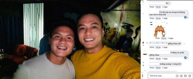 Hồng Đăng tung ảnh chụp với Quang Hải khiến fan tò mò về quan hệ hai người - ảnh 5