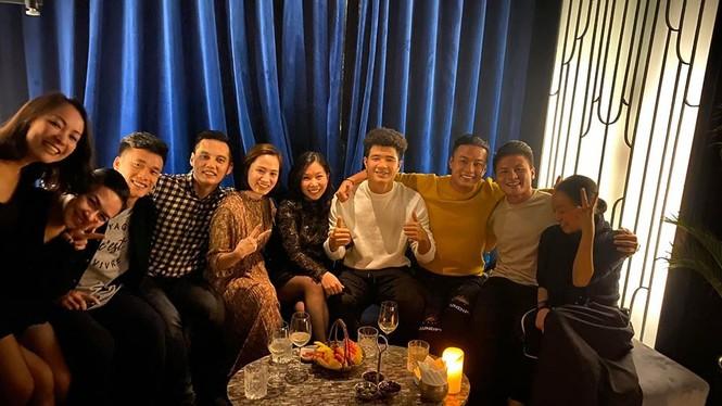 Hồng Đăng tung ảnh chụp với Quang Hải khiến fan tò mò về quan hệ hai người - ảnh 2