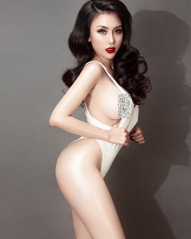 DJ Thảo Bebe - vợ Khắc Việt vừa bị đồn lộ clip nóng 'bốc lửa' cỡ nào? - ảnh 4
