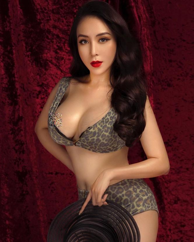 DJ Thảo Bebe - vợ Khắc Việt vừa bị đồn lộ clip nóng 'bốc lửa' cỡ nào? - ảnh 6