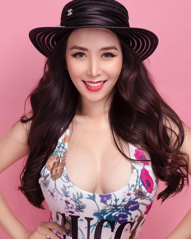 DJ Thảo Bebe - vợ Khắc Việt vừa bị đồn lộ clip nóng 'bốc lửa' cỡ nào? - ảnh 7