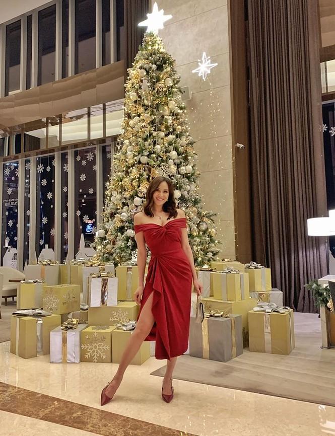 Phát 'sốt' với cách trang hoàng nhà cửa chuẩn bị đón Noel của sao Việt - ảnh 7