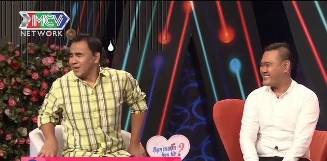 MC Quyền Linh 'muối mặt' vì bị NSND Hồng Vân tiết lộ điều anh sợ nhất - ảnh 3