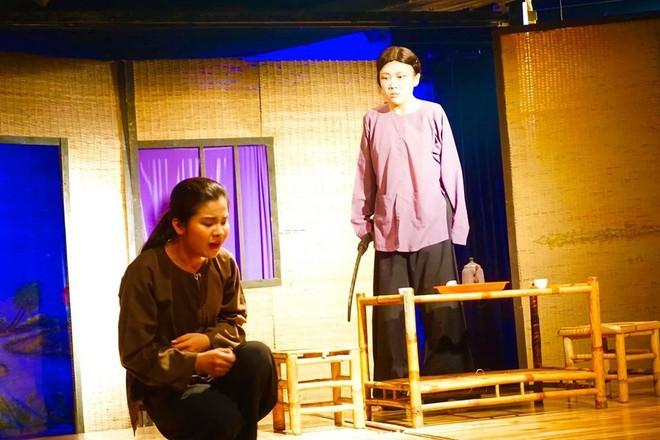 NSND Hồng Vân: 'Trước khi qua đời, Phương Trang vẫn cố xin được diễn' - ảnh 4