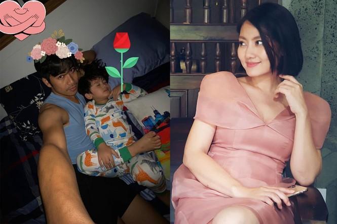 Showbiz 14/2: Ngọc Lan làm điều bất ngờ với chồng cũ ngày Valentine - ảnh 1