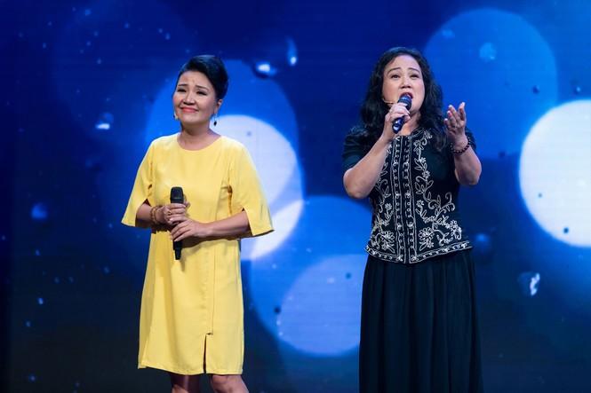 Ngân Quỳnh rớt nước mắt cảm ơn chị cả Thanh Hằng vì giúp cô quay lại với nghề - ảnh 2