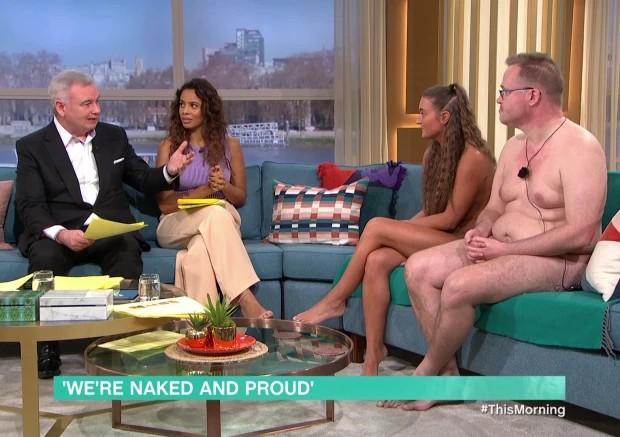 Để khách mời khoả thân trên sóng truyền hình ITV khiến khán giả bức xúc - ảnh 1