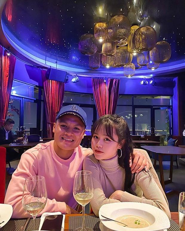 Bạn gái mới của Quang Hải mặt xinh như búp bê, vóc dáng nóng bỏng - ảnh 1