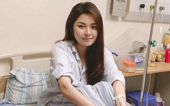 Showbiz 12/6: MC Diệu Linh phải cấp cứu vì bệnh ung thư chuyển biến xấu - ảnh 1