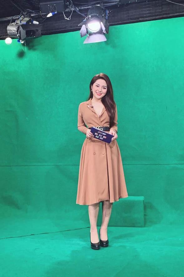 Những hình ảnh xinh đẹp đi vào lòng công chúng của MC Diệu Linh - ảnh 10