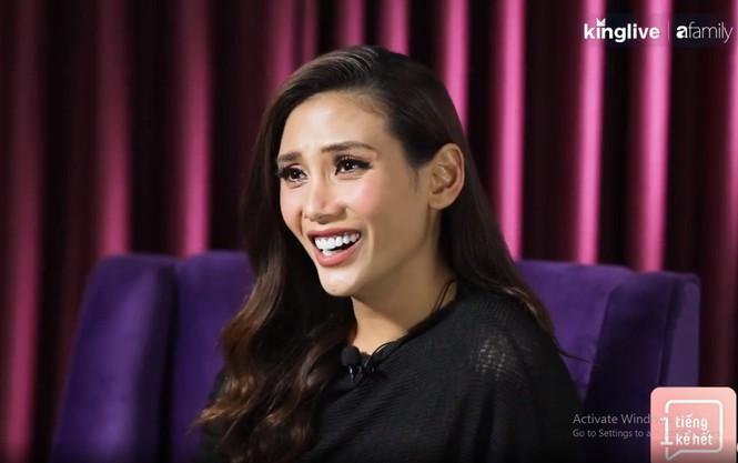 Võ Hoàng Yến lần đầu tiết lộ thông tin bất ngờ về bạn trai Việt Kiều hơn 12 tuổi - ảnh 2
