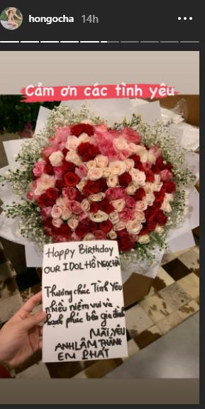 Hồ Ngọc Hà lần đầu khoe ảnh cặp song sinh dễ thương, Kim Lý nói lời yêu ngọt lịm - ảnh 7