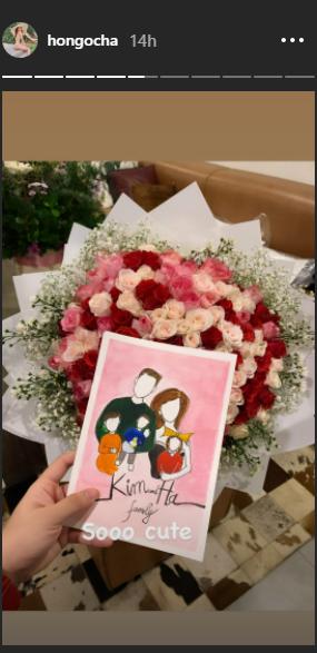 Hồ Ngọc Hà lần đầu khoe ảnh cặp song sinh dễ thương, Kim Lý nói lời yêu ngọt lịm - ảnh 8