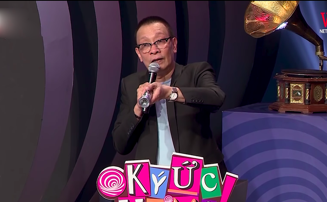 MC Lại Văn Sâm 'rùng mình' kể về tuổi thơ dại dột và chia sẻ về bố  - ảnh 2