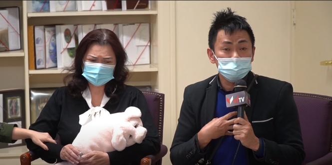 Vợ nghệ sĩ Chí Tài: 'Xin mọi người hãy để anh yên nghỉ' - ảnh 1
