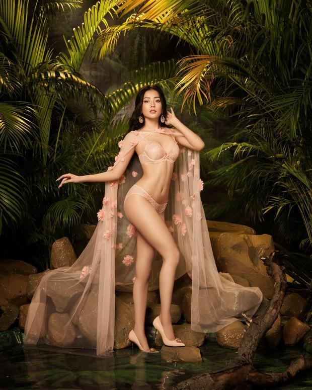 Thu Trang tung ảnh bikini, chồng 'tá hỏa': Đi vô mặc áo vào! - ảnh 10
