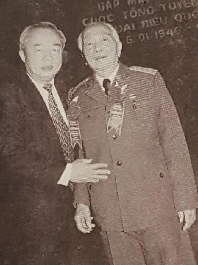 Cùng tướng Giáp gánh công tác dân số - ảnh 1