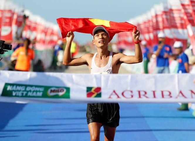 Tiền Phong Marathon 2020: Ấn tượng mạnh về khả năng tổ chức - ảnh 1