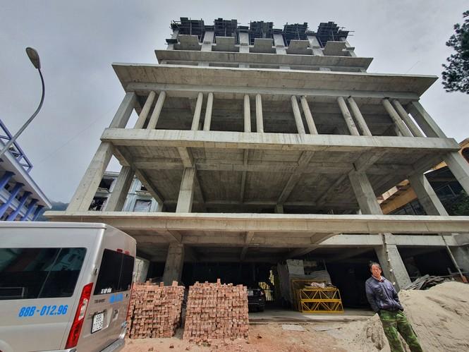 Ngột ngạt Tam Đảo: Ai tiếp tay hàng loạt công trình sai phạm? - ảnh 1