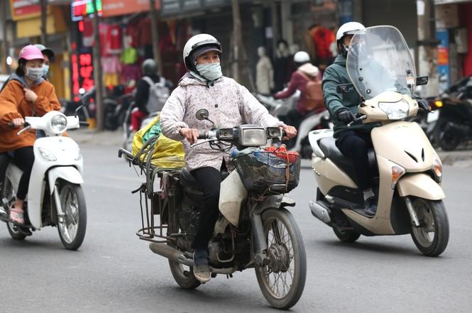 Chặn sớm nguồn ô nhiễm từ xe máy cũ, nát  - ảnh 1