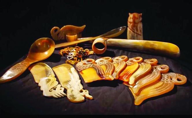 Hơn 400 năm với nghề làm… sừng - ảnh 3