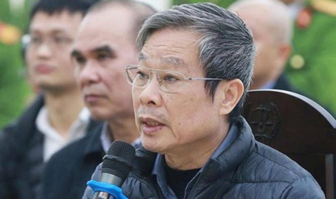Ông Nguyễn Bắc Son bước đầu nộp lại hơn 12,5 tỷ đồng tiền hối lộ - ảnh 1