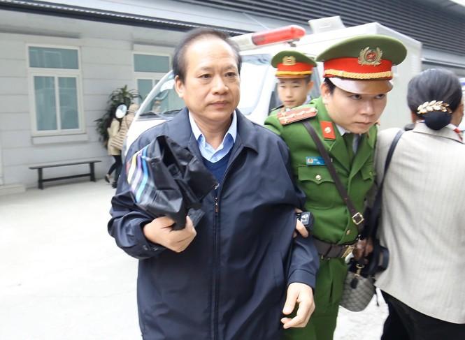 Lý do giúp cựu Bộ trưởng Nguyễn Bắc Son thoát án tử  - ảnh 1